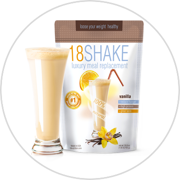 18shake 1 Luxury Meal Replacement